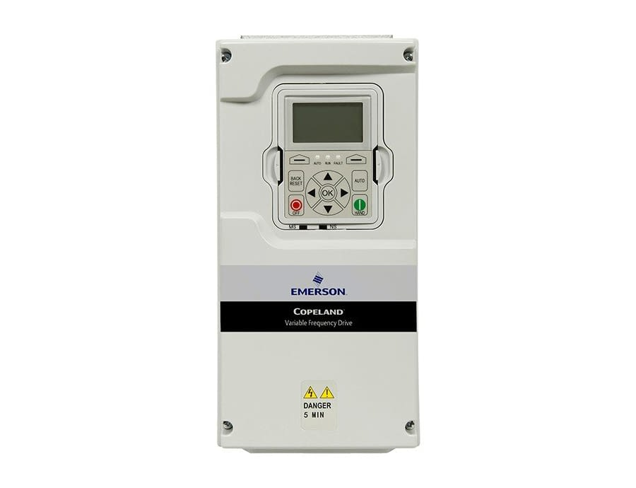 Emerson_Copeland_EVH_Variable_frequency_drive_VFD